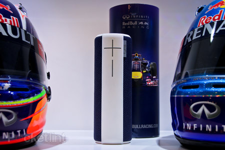 UE Boom Red Bull Racing edition hands-on: The best Bluetooth speaker you'll never own - photo 2