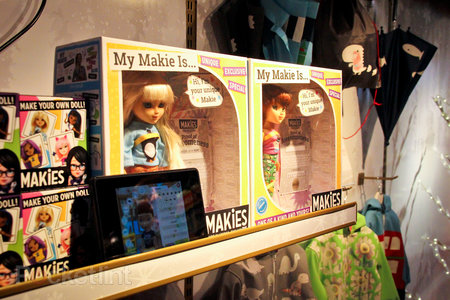 Makies, world's first 3D printed dolls launch in Hamleys, this is what they look like - photo 4