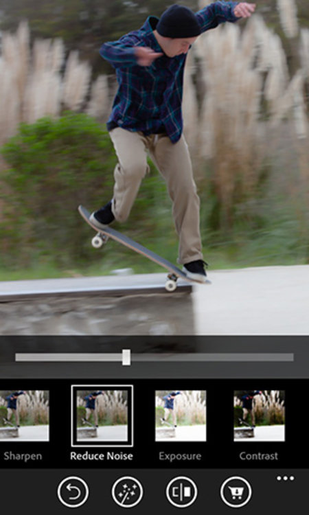 Adobe remembers Windows Phone does exist, releases Photoshop Express for WP8 - photo 3