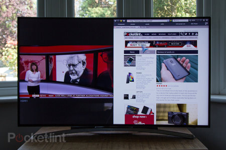 Samsung UE48H8000 curved TV review - photo 5