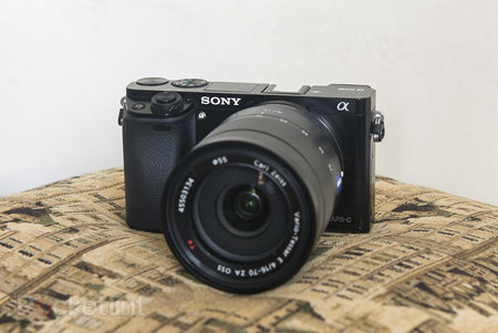 Sony Alpha A6000 review