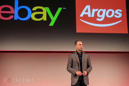 eBay now lets you Click & Collect items at 650 Argos stores