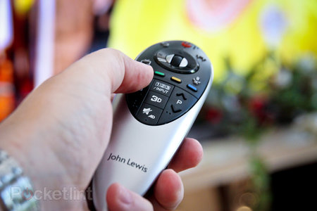 John Lewis 55JL9000 webOS TV in the house: Getting up close to the own-brand set - photo 7