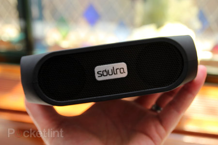 Hands-on with the self-charging Soulra Rugged Rukus Bluetooth speaker - photo 3