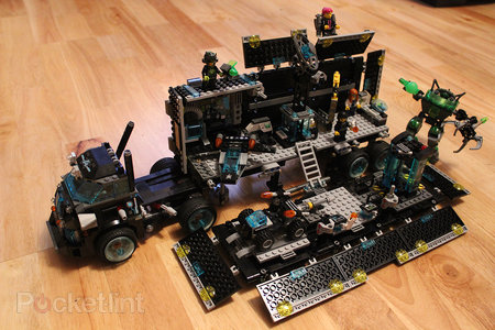 Hands-on: Lego Ultra Agents Mission HQ review