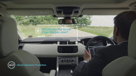 Jaguar Land Rover develops a self-learning car, the potential future of motoring