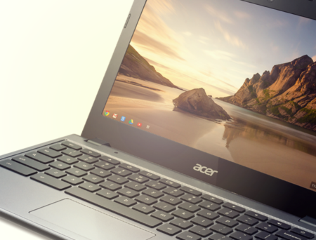 Acer C720 is the first Chromebook to offer Intel Core i3, but it'll cost you