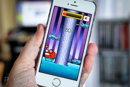 Timberman is the new Flappy Bird, download it for free and prepare for addiction