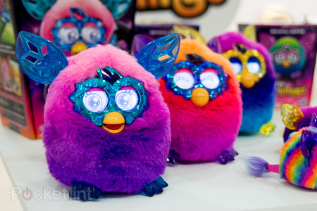 Furby Boom is back, and this time it's got a Crystal makeover
