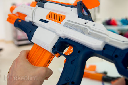 Nerf NStrike ProCam: A blaster with built-in camera so you can record your takedowns