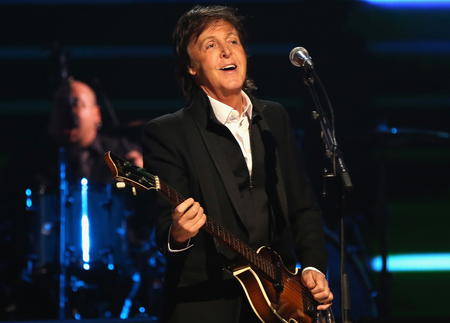 Five classic Paul McCartney albums now available through iPad apps, with extra content