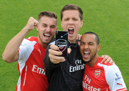 Huawei P7 Arsenal Edition smartphone announced for Gunners on the go