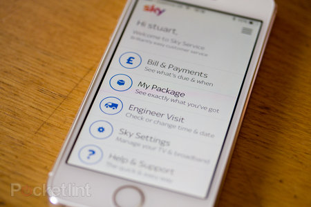 Sky Service app introduced to help you manage your account