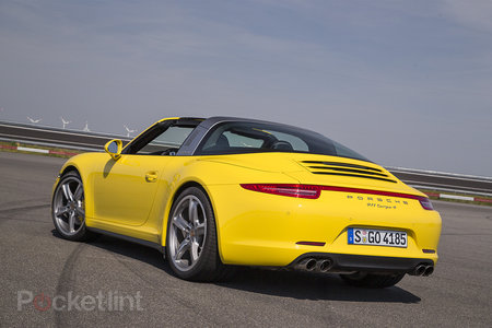 Porsche 911 Targa 4 review: A modernised blast from the past - photo 3