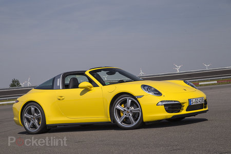 Porsche 911 Targa 4 review: A modernised blast from the past - photo 5