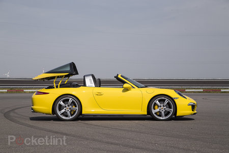Porsche 911 Targa 4 review: A modernised blast from the past - photo 7