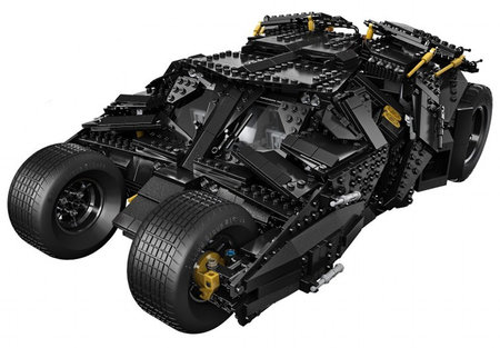 Lego Batman Tumbler Batmobile coming soon for those with time and a fat wallet