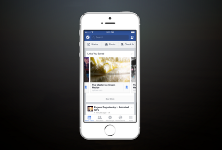 New Facebook Save feature lets you save stuff for reading later: Here's how it works