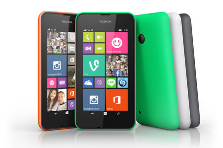 Microsoft's next Windows Phone 8.1 handset is the cheap and cheerful Lumia 530