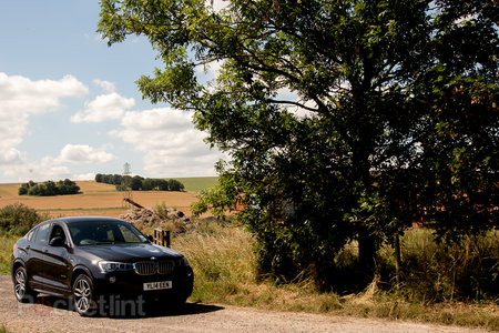 First drive: BMW X4, the souped up X3