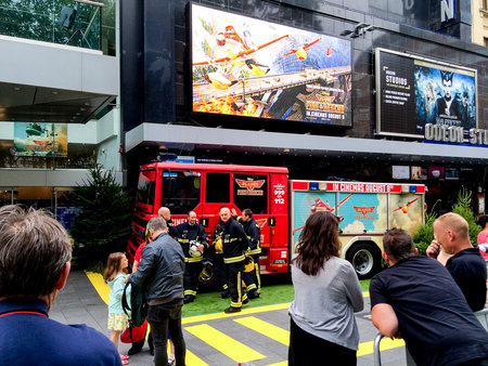 Planes 2: Fire & Rescue reminds us that Kinect can still be fun