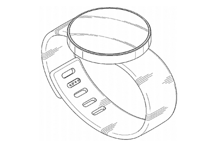 Samsung patents reveal smartwatches with round displays, just like Moto 360