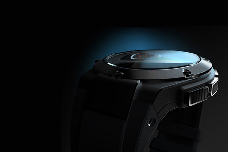 HP luxury smartwatch could be the best looking yet, including Moto 360