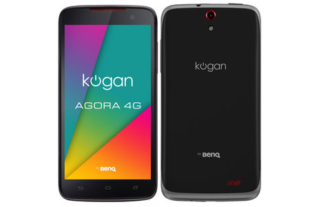 Kogan Agora 4G arrives in the UK for £150 to take on Moto G
