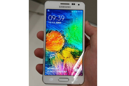 Samsung Galaxy Alpha appears for pre-order with full specs, £549