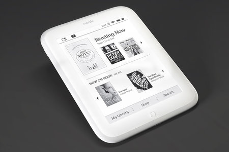 With Sony quitting the eBook biz, can the new Nook GlowLight take its mantle?