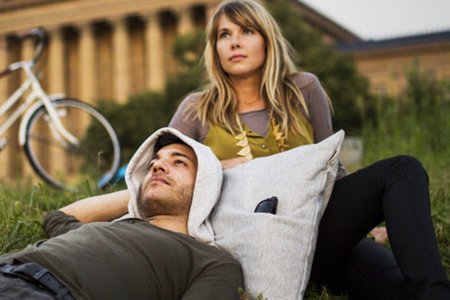 Didn't think a pillow could be smart? Meet the Hoodie Pillow