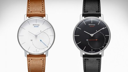 Withings Activité coming October, its first stylish entry into the smartwatch market