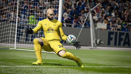 FIFA 15 Gamescom gameplay preview: Hands-on with the goalie friendly next-gen stormer