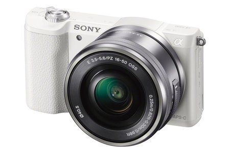 Sony a5100 is the 'world's smallest interchangeable lens camera'