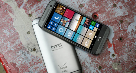 The HTC One (M8) for Windows is official