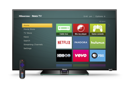 Roku TV sets from Hisense and TCL now up for preorder, sizes range from 40-inch to 55-inch