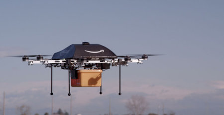 Amazon to begin Prime Air Drone delivery testing, in India