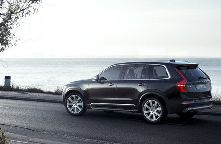 Volvo announces brand new XC90 limited First Edition, available online only
