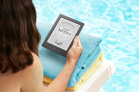 Kobo Aura H2O is the eBook reader you can drop in the swimming pool