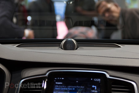 Bowers & Wilkins reveals all the details of the Volvo XC90 sound system