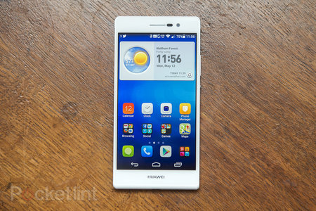 Huawei Ascend P7 Sapphire Edition is almost here