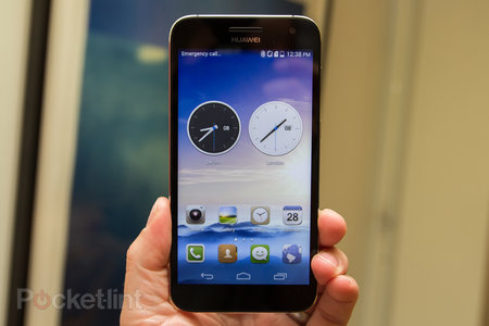 Huawei Ascend G7 hands-on: Full metal jacket