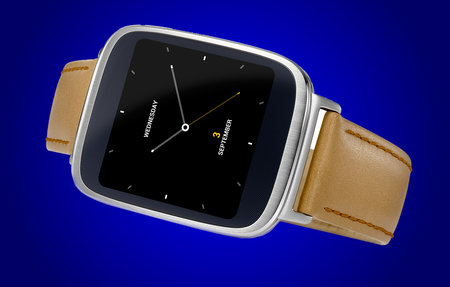Asus ZenWatch smartwatch: Curved glass, Android Wear, and yours for £199