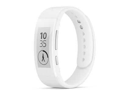 Sony SmartBand Talk wearable lets you make calls, has e-paper display