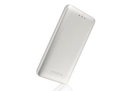 Toshiba Canvio AeroMobile wireless SSD is the cloud in your pocket