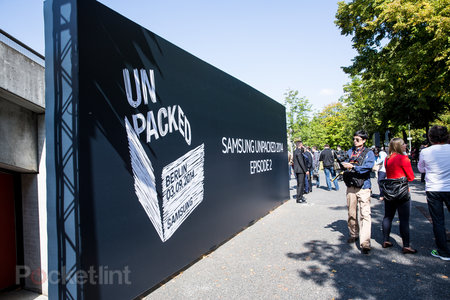 Samsung Unpacked Part 2 at IFA 2014: We're here