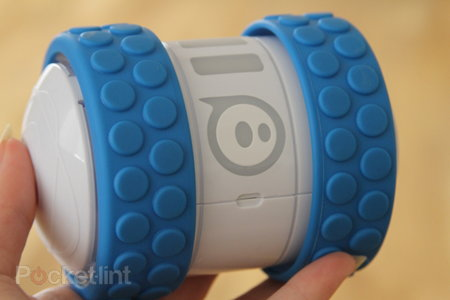 Sphero Ollie hands-on review: Cylindrical, fast, and totally cool