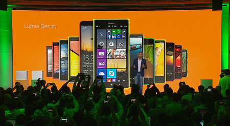 Microsoft announces Lumia Denim: Here's the full list of features