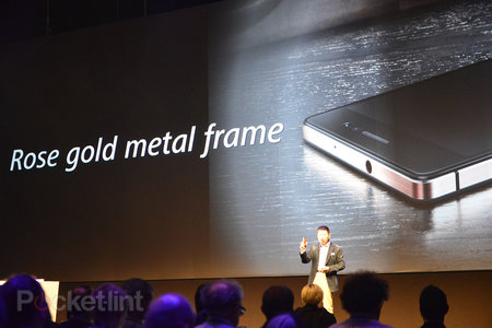 Huawei Ascend P7 Sapphire Edition official: Sapphire glass front in high-end flagship rework