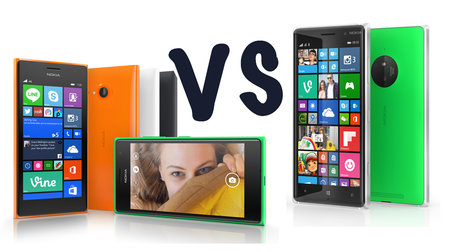 Nokia Lumia 830 vs Lumia 735: Two new Lumia, but what's the difference?